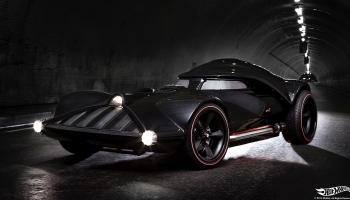 2015 Darth Vader Life-size Car