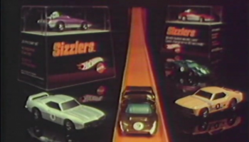 1970 Hot Wheels Sizzlers