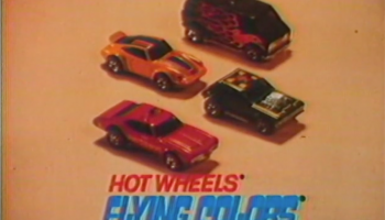 1975 Hot Wheels Flying Colors