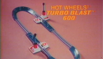 1977 Hot Wheels Turbo Blast 600