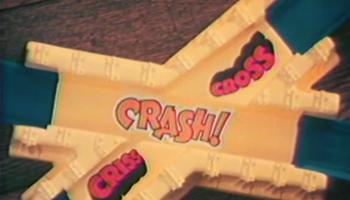 1978 Hot Wheels Criss Cross Crash