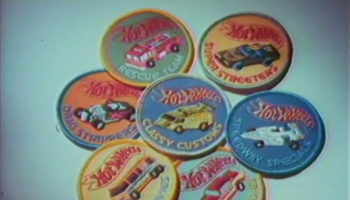 1978 Hot Wheels Open Stock Patches