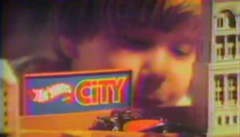 1983 Hot Wheels City