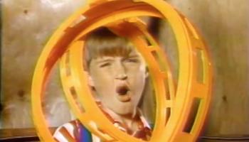 1989 Hot Wheels Double Barrel