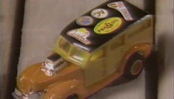 1990 Hot Wheels California Customs
