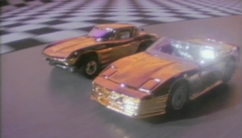 1991 Hot Wheels 1 Billionth Car