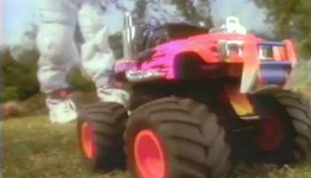 1992 Hot Wheels Bruno the Bad Dog